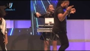 Video: DJ CUPPY LIVE AT ALIBABA JANUARY 1ST CONCERT 2018